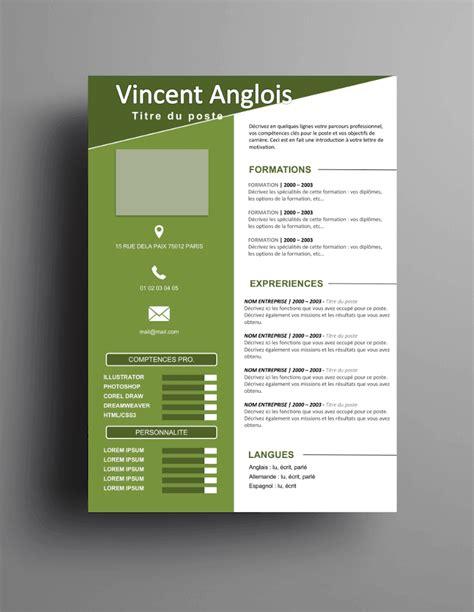 Cv Vierge by Exemple De Cv Vierge Pr 234 T 224 Remplir Gratuit 224 T 233 L 233 Charger