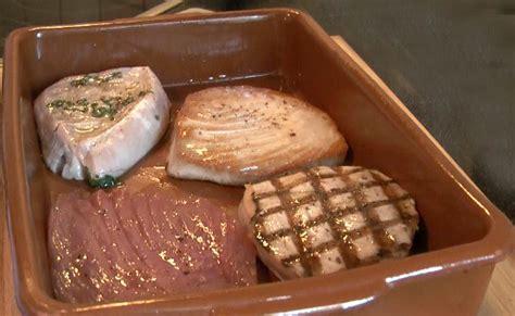 cuisine basse temperature philippe baratte dos de thon cuisson basse température