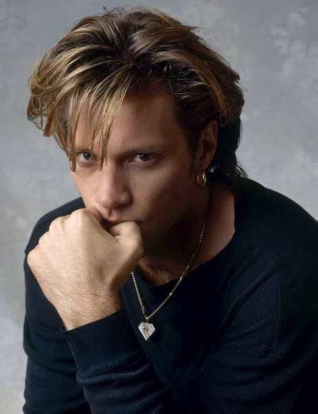 Jon Bon Jovi Bed Roses Era
