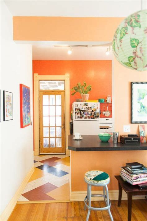 top 25 ideas about orange walls on hacienda decor interior and orange ideas