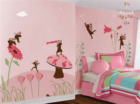 Kids Bedroom Wall Painting Ideas-small Interior Ideas