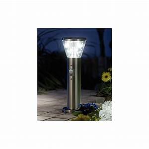 Lampe Exterieur Detecteur De Mouvement : lampe ext rieur 8 led d tecteur de mouvement ~ Dallasstarsshop.com Idées de Décoration