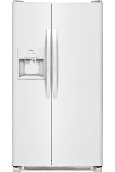 Frigidaire White Side-By-Side Refrigerator - FFSS2615TP
