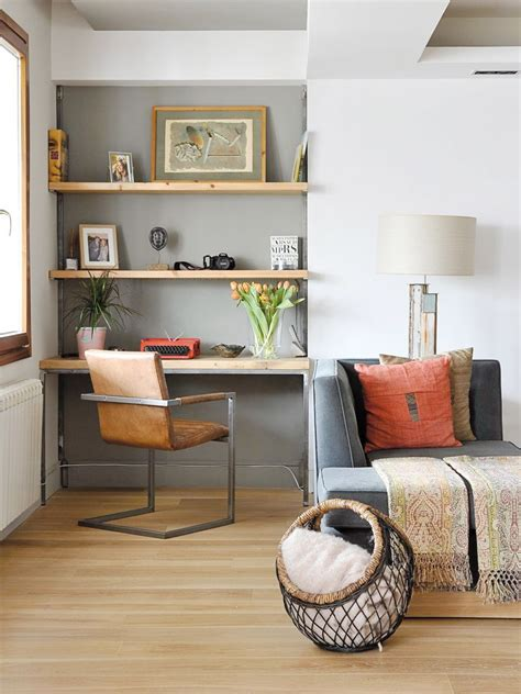 espace bureau dans salon 5 idées pour un bureau malin bureau les salon et salon