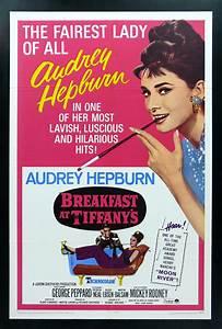 Audrey Hepburn Poster : breakfast at tiffany 39 s cinemasterpieces audrey hepburn movie poster 1965r ebay ~ Eleganceandgraceweddings.com Haus und Dekorationen