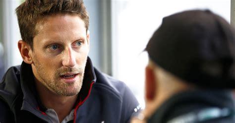 romain grosjean   quit racing    chef