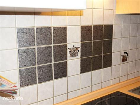 Küchenfliesen Folie by Das Bad Und Die K 252 Che Effektvoll Renovieren Fliesen