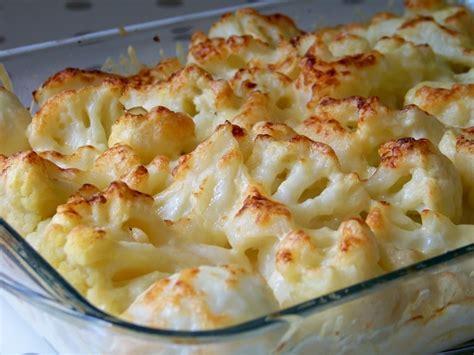 cuisiner chou fleur recette de grtain de chou fleur pommes de terre et