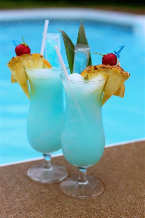Swimming Pool Summer Mocktail  Fynes Designs  Fynes Designs