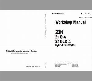 Hitachi Zh210