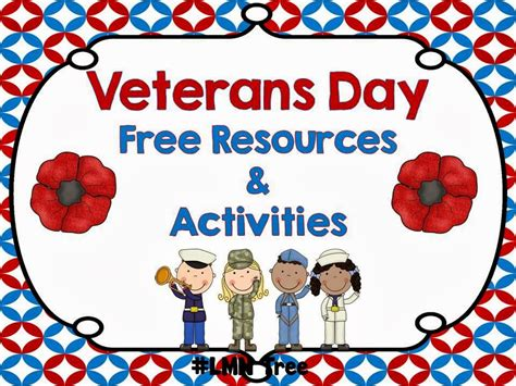 lmn tree veterans day  resources  activities