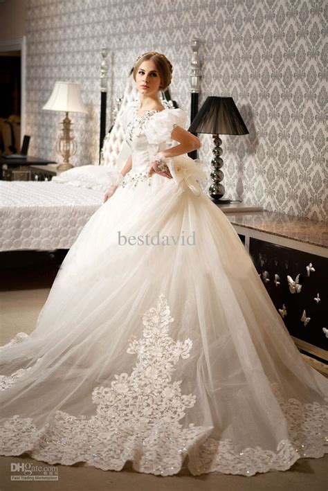 Cheap Wedding Dresses Vintage Style