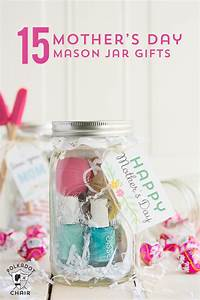 Last Minute Mother's Day Gift Ideas & cute Mason Jar Gifts