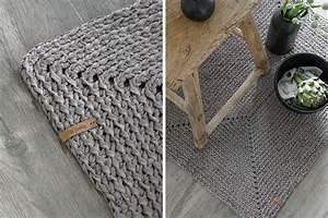 Teppich 3 X 4 M : diy geh kelter teppich aus textilgarn mxliving ~ Frokenaadalensverden.com Haus und Dekorationen