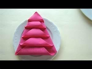 Servietten Falten Zu Weihnachten : weihnachtsdeko basteln servietten falten weihnachten weihnachtsbaum youtube ~ Orissabook.com Haus und Dekorationen