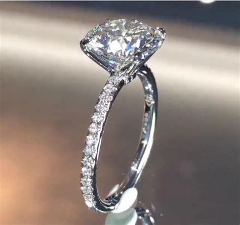 3 Carat Diamond Ring Settings