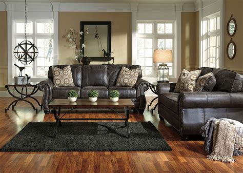 Breville Charcoal Living Room Set By Benchcraft, 2 Reviews