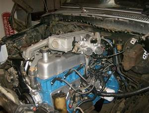 Fuel Injected 4 9 Engine Swap Into 1977 F150