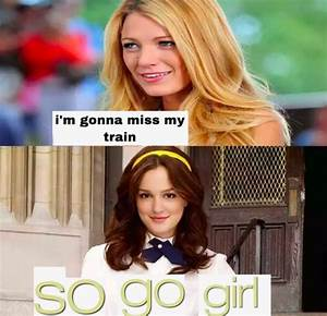 These are the 25 funniest of those Gossip Girl memes