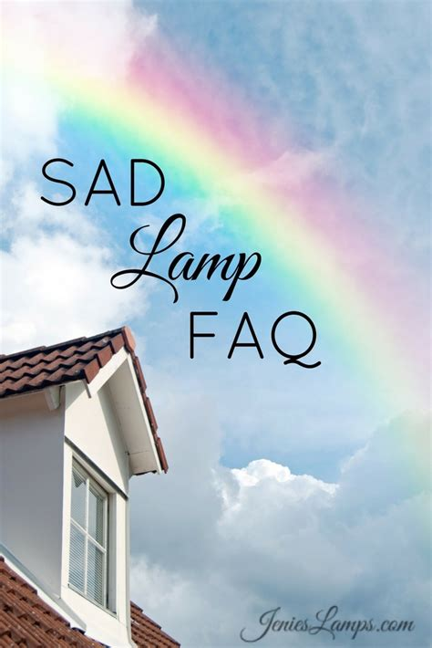 SAD Lamp FAQ