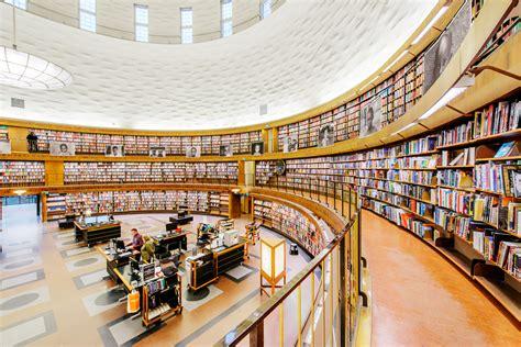 public libraries  stockholm goeteborg  uppsala