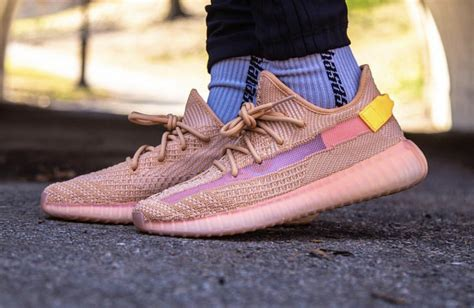 adidas Yeezy Boost 350 V2 Clay Dropping Next Weekend