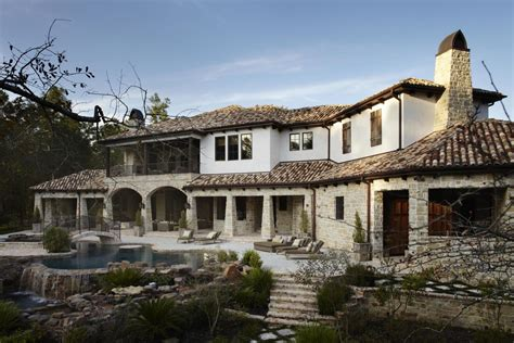 Stylish Mediterranean Exteriors by Stylish Mediterranean Exteriors Traditional Home