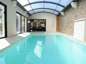 particulier vente villa piscine proche tours immofrance With belle piscine de particulier