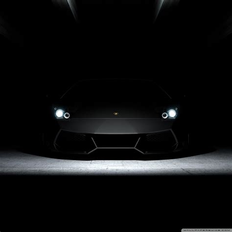 Lamborghini, Dark 4k Hd Desktop Wallpaper For 4k Ultra Hd