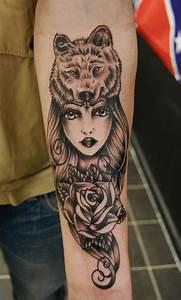Idée De Tatouage Femme : 1001 id es de designs uniques de tatouage manchette ~ Melissatoandfro.com Idées de Décoration