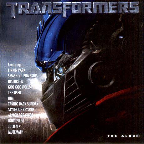 transformers soundtrack wikipedia