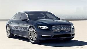 2017 Lincoln Continental - Picture 624975 | car review ...