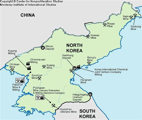North and South Korea