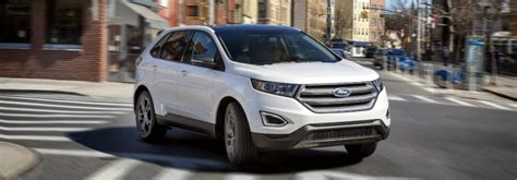 Ford Edge Style Change by 2018 Ford Edge Engine Options And Features