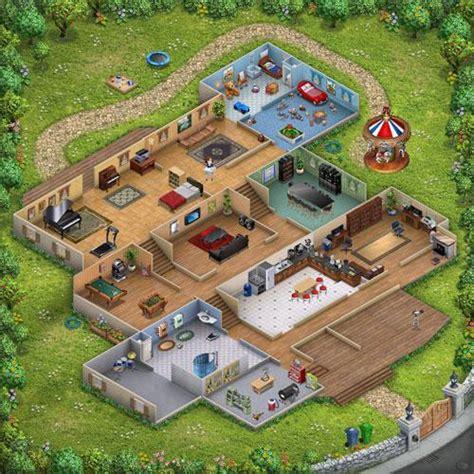 Virtual Families 2  Virtual Worlds Land