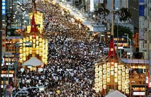 祇園祭 混雑 に対する画像結果