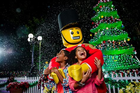 legoland christmas legoland florida offering vip experiences this season