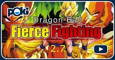 DRAGON BALL FIERCE FIGHTING 2.7 Online - Play for Free at ...