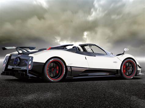 2009 Pagani Zonda Cinque Roadster Supercar Supercars W
