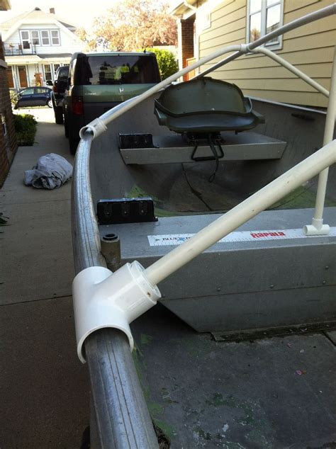 Waterproofing Aluminum Boat by The 25 Best Boat Covers Ideas On Pontoon Boat