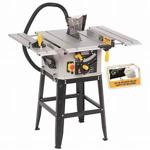 peugeot scie de table energysaw 254b 1800w achat vente With scie sur table maison 2 scie sur table