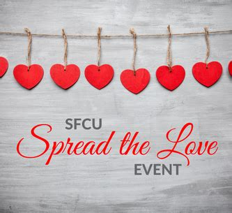 sfcu spread  love event wwwsummitfcucom