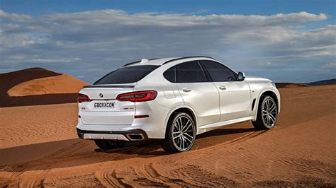 Bmw X6 Rendering Is Hardly A Surprise