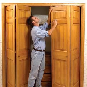 Porte De Placard Pliante : le guide de la porte de placard ~ Dailycaller-alerts.com Idées de Décoration