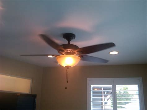 ceiling fan recessed lighting installation yelp