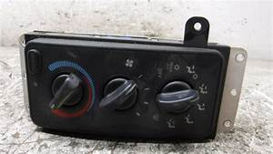 1999 Dodge Ram 1500 Manual Temperature Control Oem Lkq