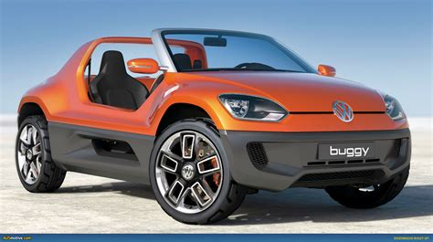 Ausmotive Com Frankfurt 2011 Volkswagen Buggy Up