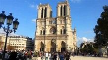 Cathédrale Notre Dame de Paris - YouTube