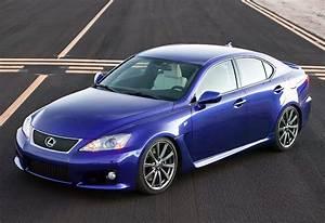 2007 Lexus IS F specifications, photo, price