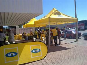 MTN Close To Stock Exchange - Global